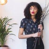 bruna blouse - dunne katoen_