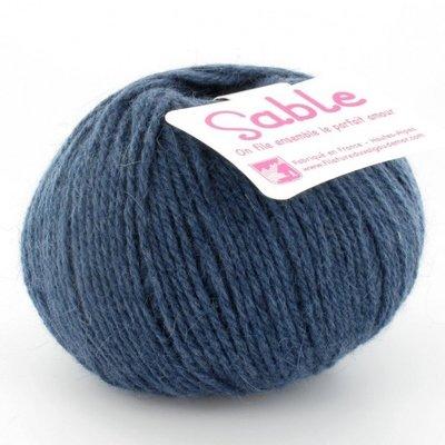 Sable bleu jean