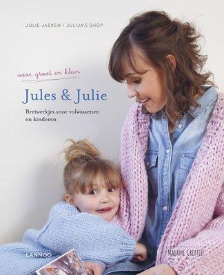 Breiboek Jules en Julie voor groot en klein
