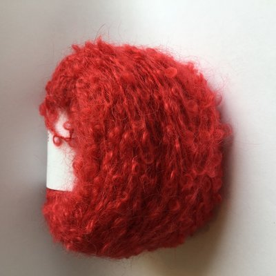 Adèles bouclé red