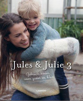 Breiboek Jules en Julie voor groot en klein (deel3)