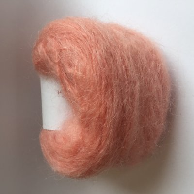 Adèles brushed peach