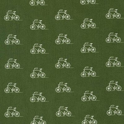 London calling Bike groen