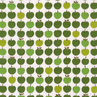 London calling Apple groen