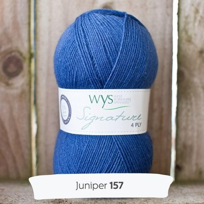 signature 4 ply 157 juniper