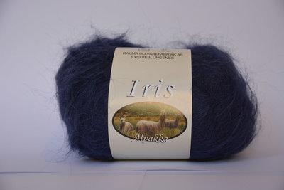 Iris donker blauw 5623