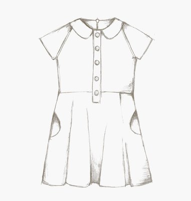 The Ileana Dress (kids)