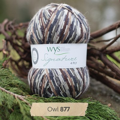 signature 4 ply 877 owl