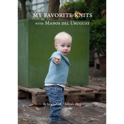 My favorite knits with Manos del Uruguay