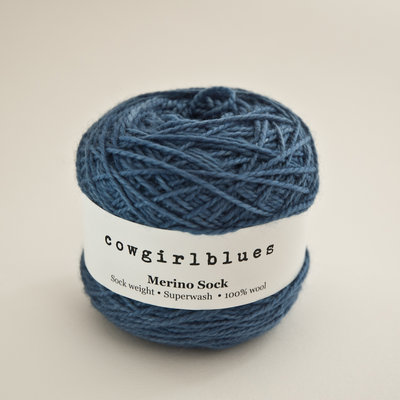 tanzanite sock
