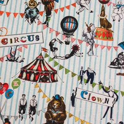 circus licht blauw