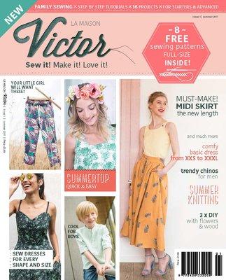 La Maison Victor Magazine (english)