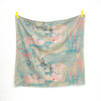 Komorebi fluo - canvas