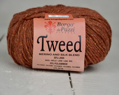 Borgo de pazzi Tweed roest 102