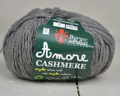Borgo de pazzi Amore Cashmere medium grijs 03