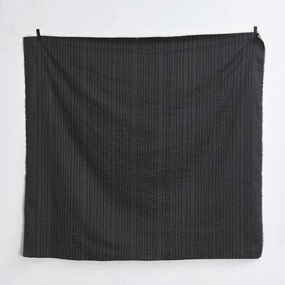 Beau Yin Yang saaa saaa black - cotton satin