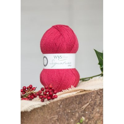 signature 4 ply 529 cherry drop