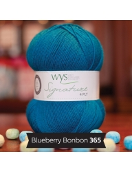 signature 4 ply 365 blueberry bonbon
