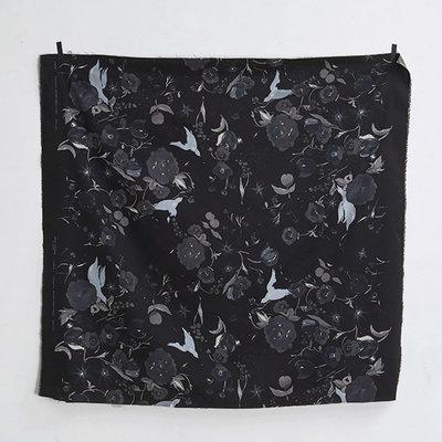 Beau Yin Yang cadeau - cotton satin