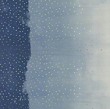jubilee confetti blue - katoen