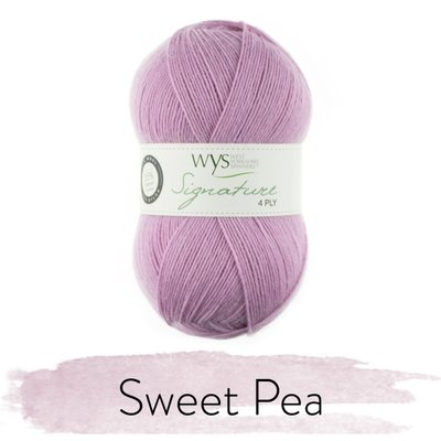 signature 4 ply sweet pea 517