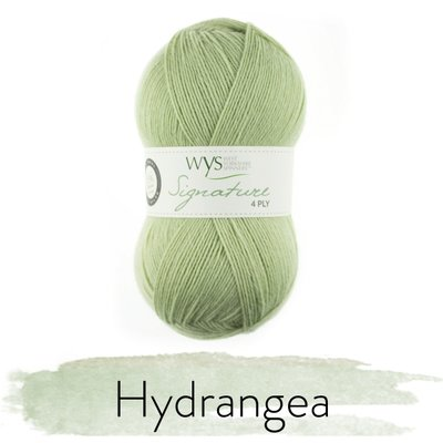 signature 4 ply hydrangea 335