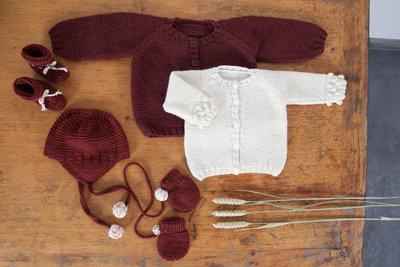 Workshop: Brei je eerste trui!  vrijdag middag