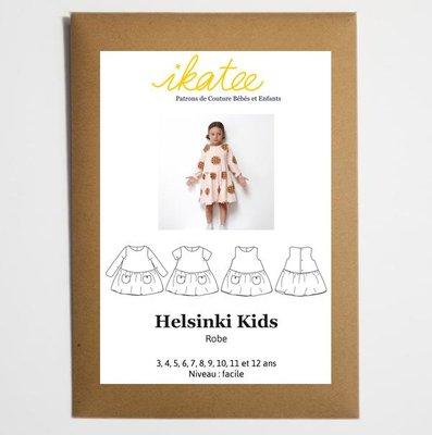 Pochette patron de couture Helsinki kids