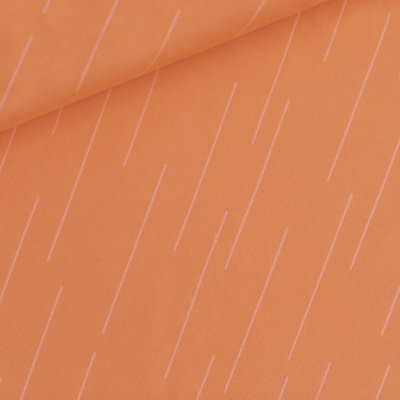 Rain tender rust -french terry