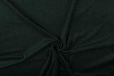 nicky velours donker groen