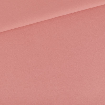 solid desert pink -french terry