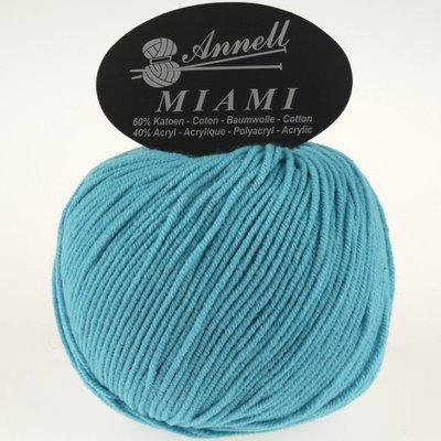 miami 8941 licht turquoise