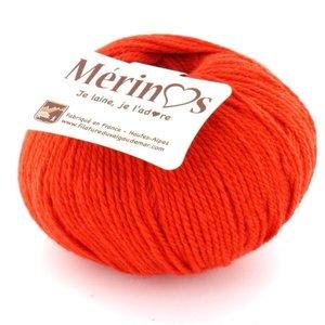 Mérinos Orange