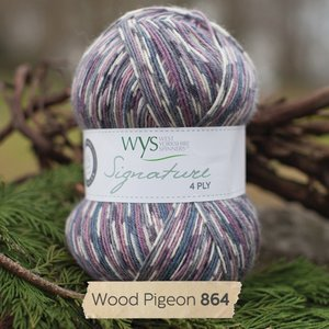 signature 4 ply 864 wood pigeon