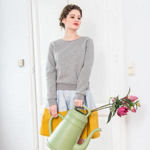 Bloom sweater grey