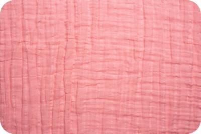 Double gauze light pink