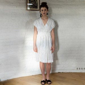 osaka jurk - katoen