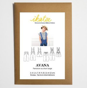 avana pantalon ou short large