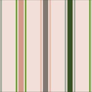 Stripes blanche - dunne katoen