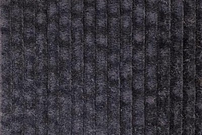 brede rib donkerblauw/zwart