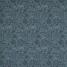Mick diertjes blauw - sweater
