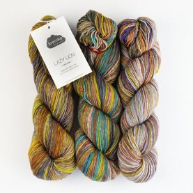 lazy lion sock yarn