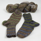 lazy lion sock yarn 010_