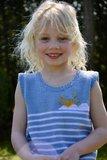Breipakketje T-shirt met zonnetje en wolk _