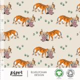 Pippi tiger -  jersey_