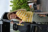 Breipatroontje Celine met V-hals NL_