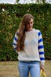 Breipatroontje Celine met ronde hals NL_