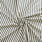 groen,blauw/wit strepen voor de molly jas - katoen_