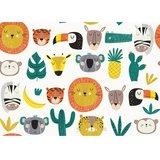 animal hats - katoen_