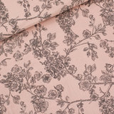 Cherry blossom pale pink - double gauze_
